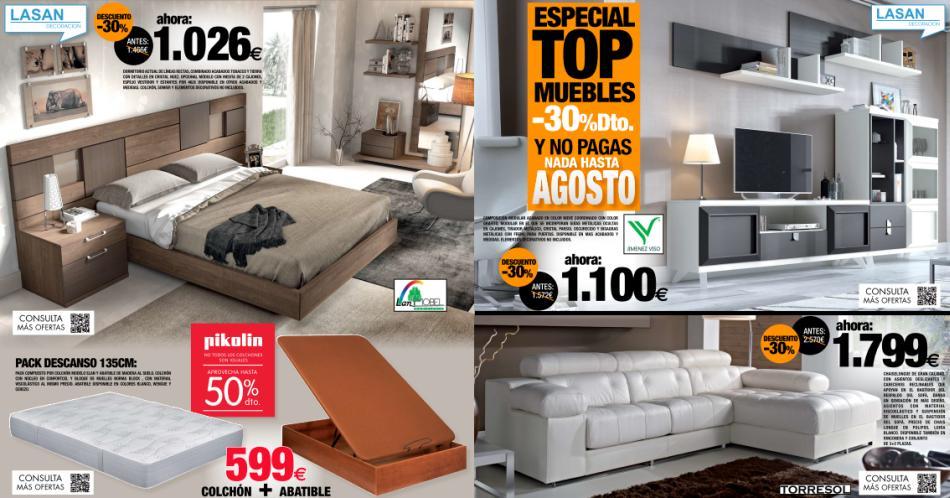 Catalogo ofertas cocina y muebles de hogar lasan for Catalogo de muebles