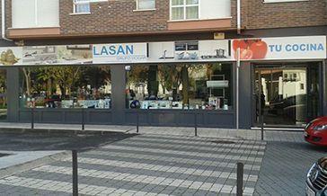 Fachada tienda Lasan decoracion Azuqueca de Henares
