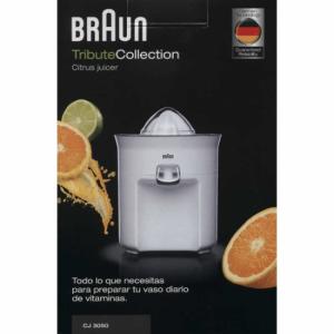 Exprimidor Braun cj-3050