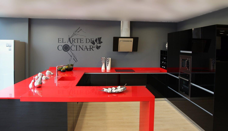 Muebles de cocina las rozas lacado 3 lasan decoracion - Muebles de cocina lasan ...