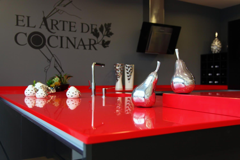 Encimeras de cocina materiales y ventajas lasan decoracion - Materiales encimeras cocina ...