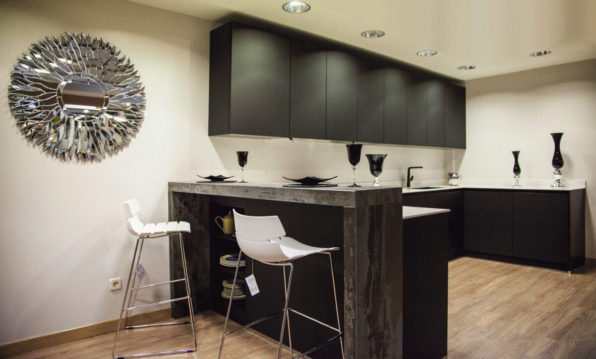 Novedades en muebles de cocina lasan guadalajara - Mueble encimera cocina ...