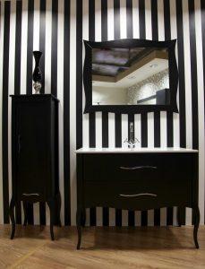 El estilo vintage llega a tu nuevo baño.