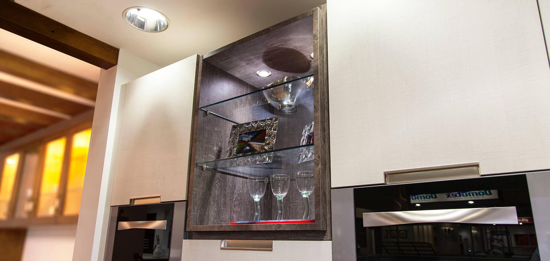 Hueco visto cocina carlota lasan decoracion - Muebles de cocina lasan ...
