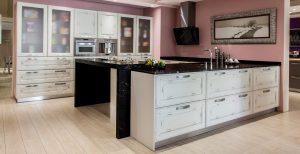 mueble de cocina rustico modelo andrea