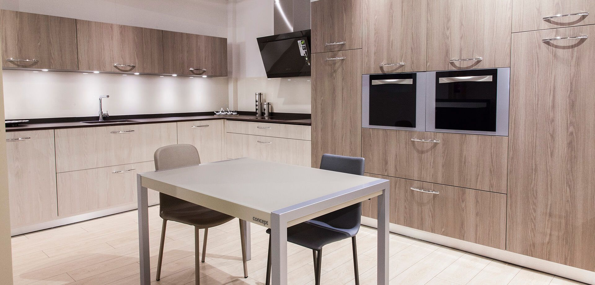 Muebles de cocina modelo carla.