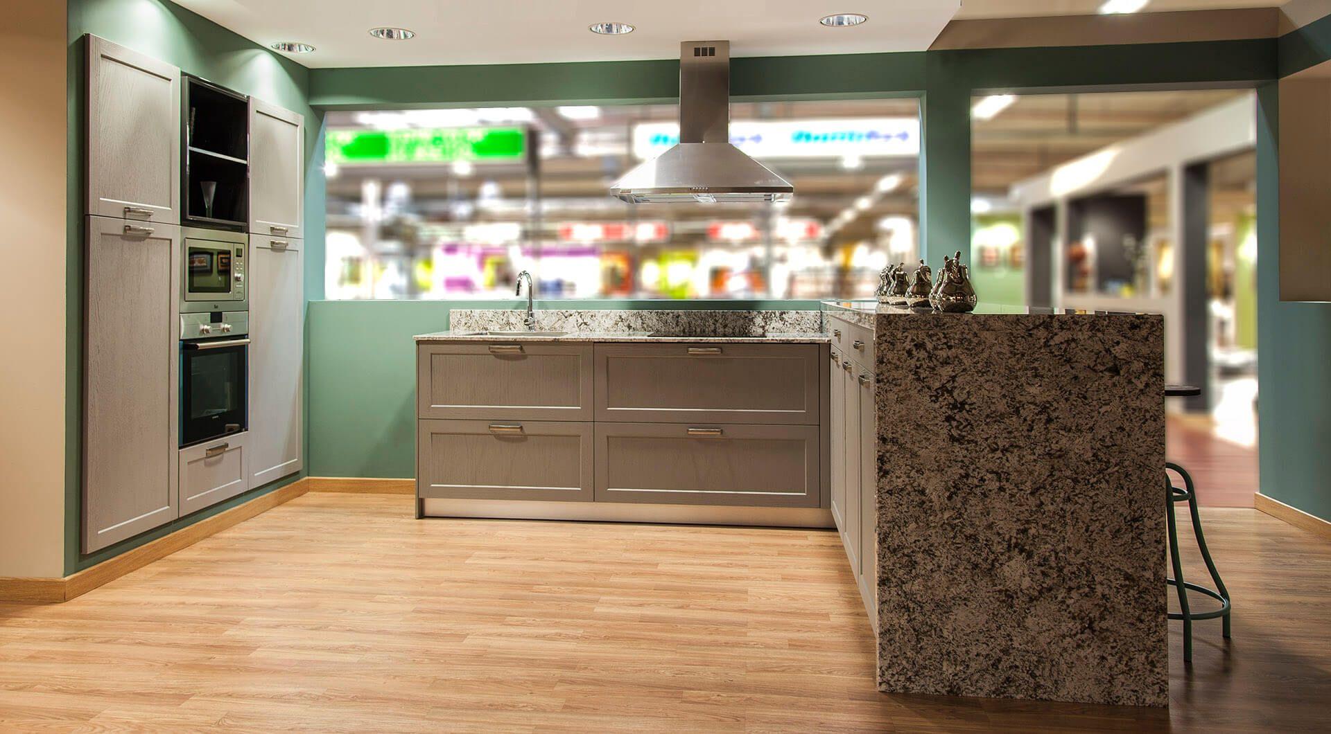 muebles de cocina modelo minue