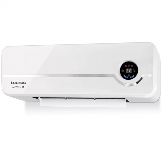 Calefactor TAURUS RCMB23 2000W MURAL DSP MD