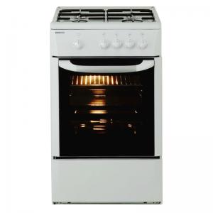 Cocina de gas Beko CG41009D/CSG42009DW 4F BCA