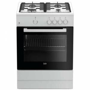 Cocina BEKO FSG-62000 DWL 4F BLANCA