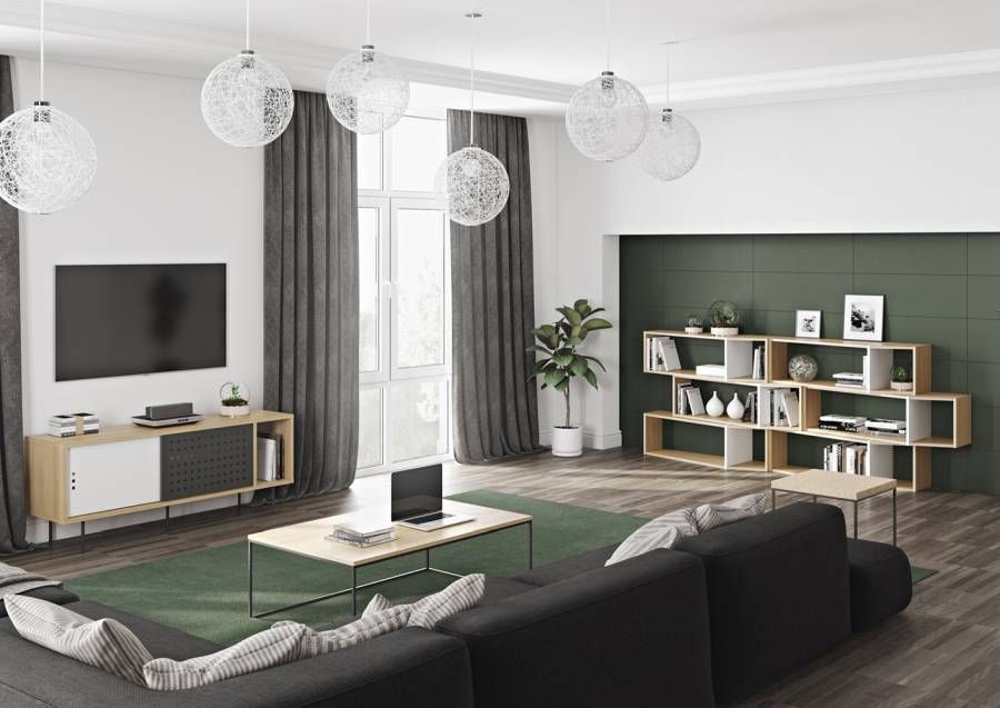 muebles modernos lasan decoracion