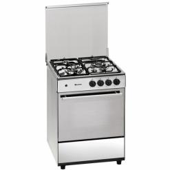 Cocinas de gas MEIRELES G603X 3F 60x60 BUTANO