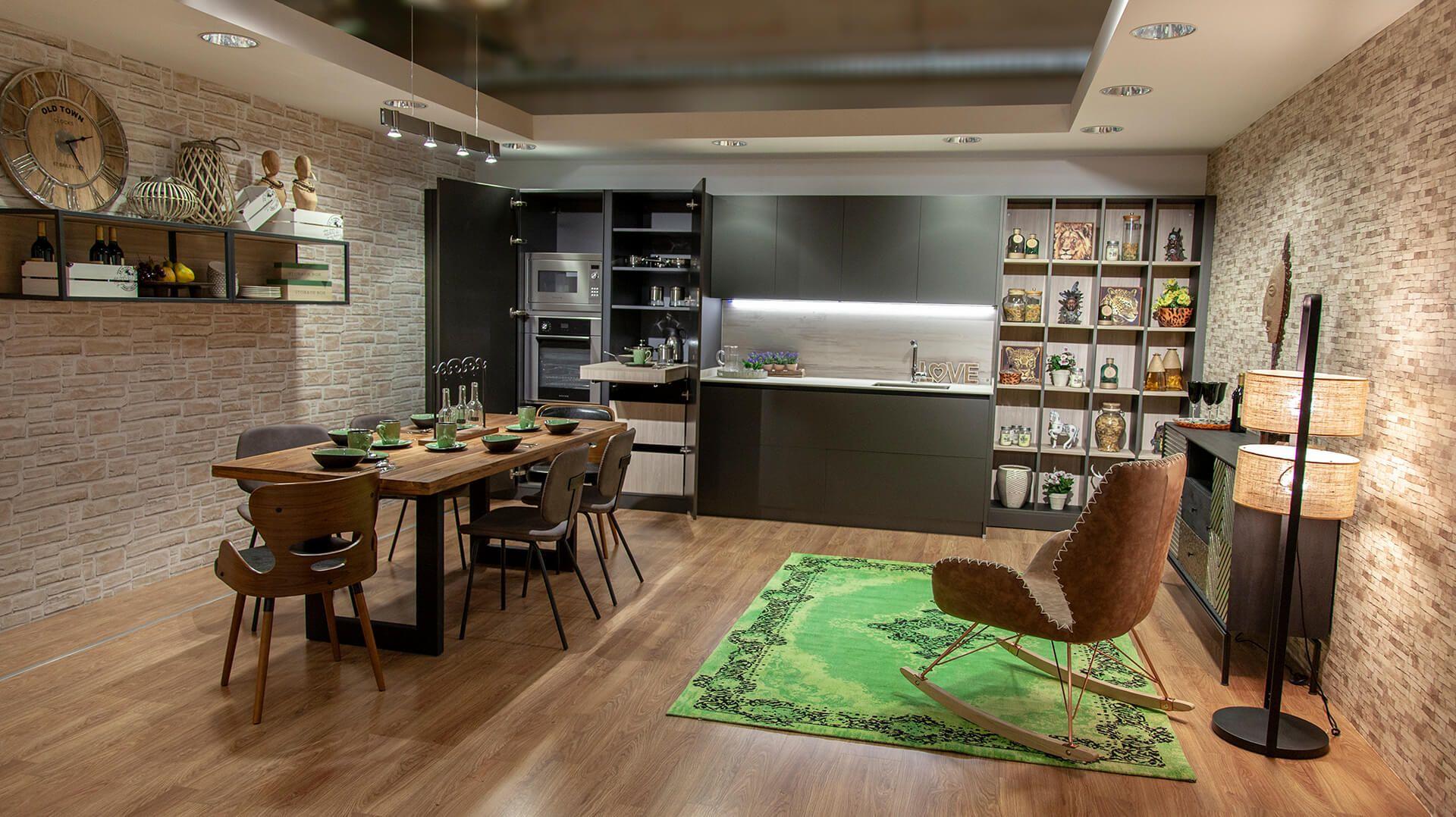 Muebles de cocina en Guadalajara - LASAN DECORACION