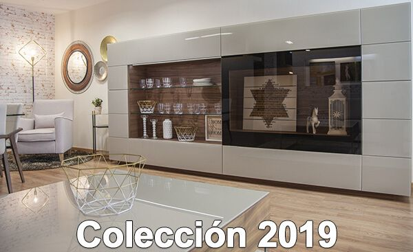 Catalogo salones y comedores 2019 LASAN DECORACION