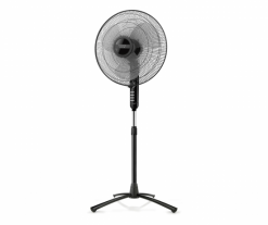 Ventilador de pie  TAURUS BERGEN 16C 40CM 3A 45W G/N