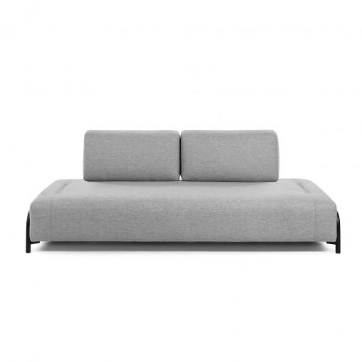 Modulo Compo 3 plazas gris claro