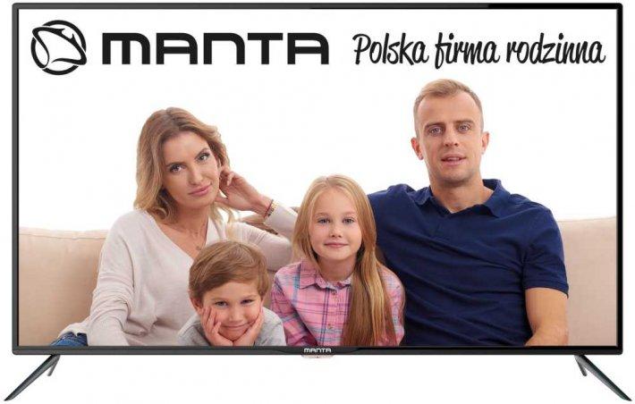Televisor LED MANTA 55LUA57L