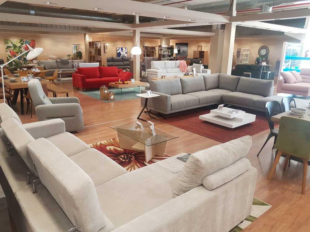 Exposicion de sofas en lasan guadalajara