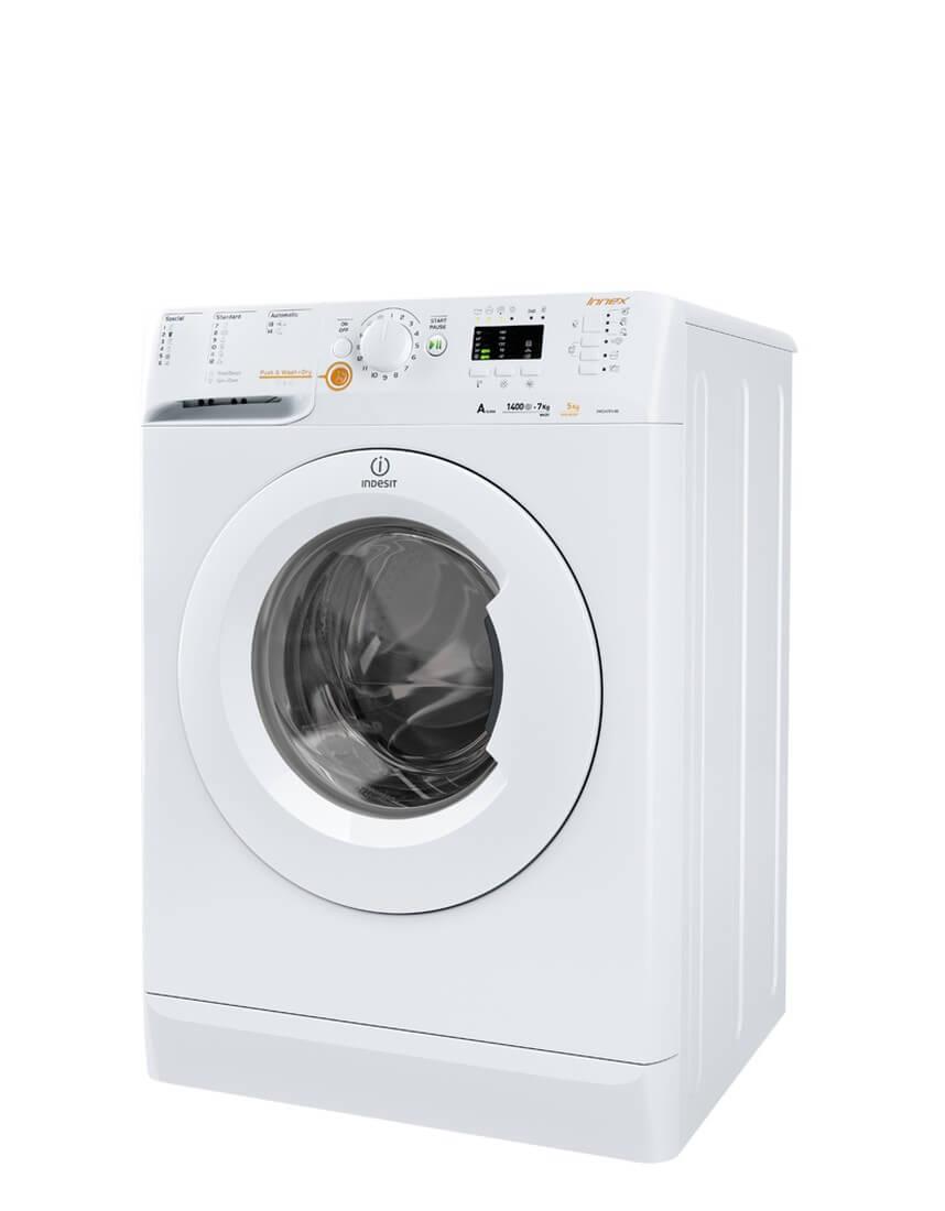 Lavadora secadora INDESIT XWDA 751480X WW